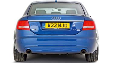 Audi A6 rear static