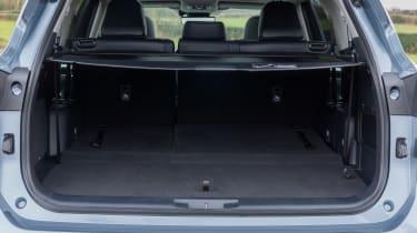 Toyota Highlander - boot