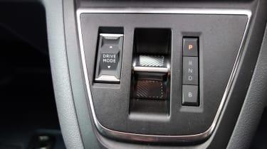 Peugeot e-Expert - drive select