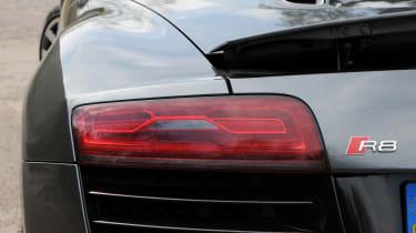 Audi R8 V10 Spyder rear light