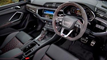 Audi RS Q3 - interior