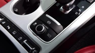 Kia Stinger - buttons
