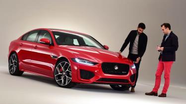 Jaguar XE - James Batchelor