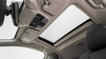 Subaru XV - roof