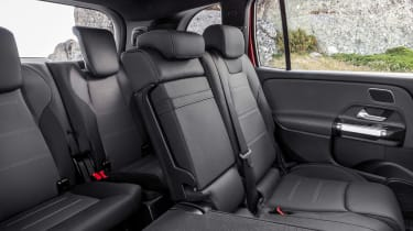 Mercedes-AMG GLB 35 - rear seats