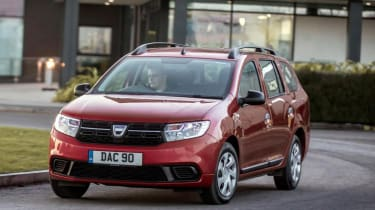 Best estates to buy - Dacia Logan MCV