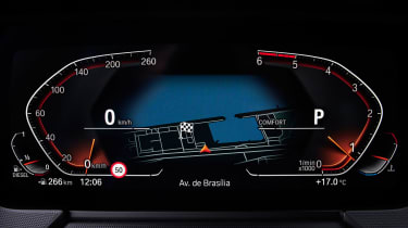 BMW 2 Series Gran Coupe - dials