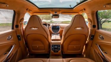 Aston Martin DBX - interior