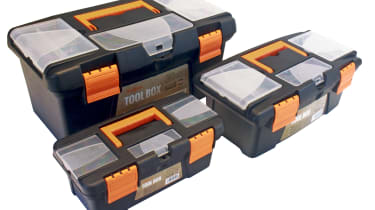 VonHaus 3-Piece Toolbox Set SKU 3515009