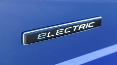 Mercedes e-Sprinter - badge