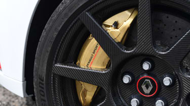 Renault Megane R.S. Trophy-R - brake calipers