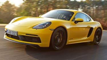 New Porsche Cayman GTS review - header