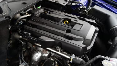 Used Ford Mustang - engine