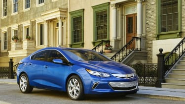 Chevrolet Volt - World Green Car of the Year nominee
