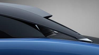 Rolls-Royce Boat Tail - hood detail