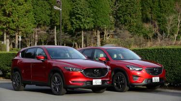 New Mazda CX-5 - New vs Old