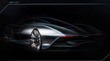 McLaren BP23 sketch