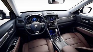 Renault Koleos - cabin