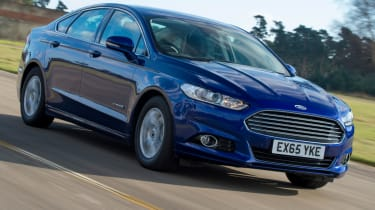 A to Z guide to electric cars - Ford Mondeo Hybrid