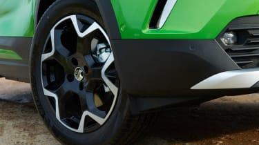 Vauxhall Mokka-e - wheel