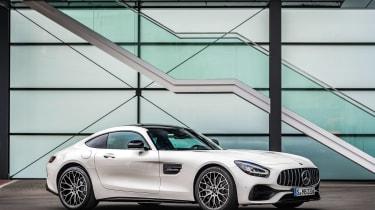 Mercedes-AMG GT - front/side
