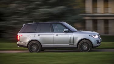 Range Rover SVAutobiography - side