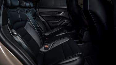 Porsche Taycan RWD - rear seats