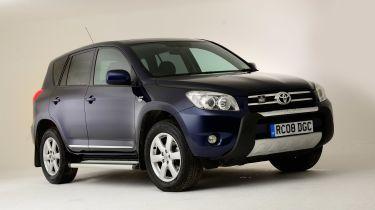 PCP vs used - Toyota RAV4