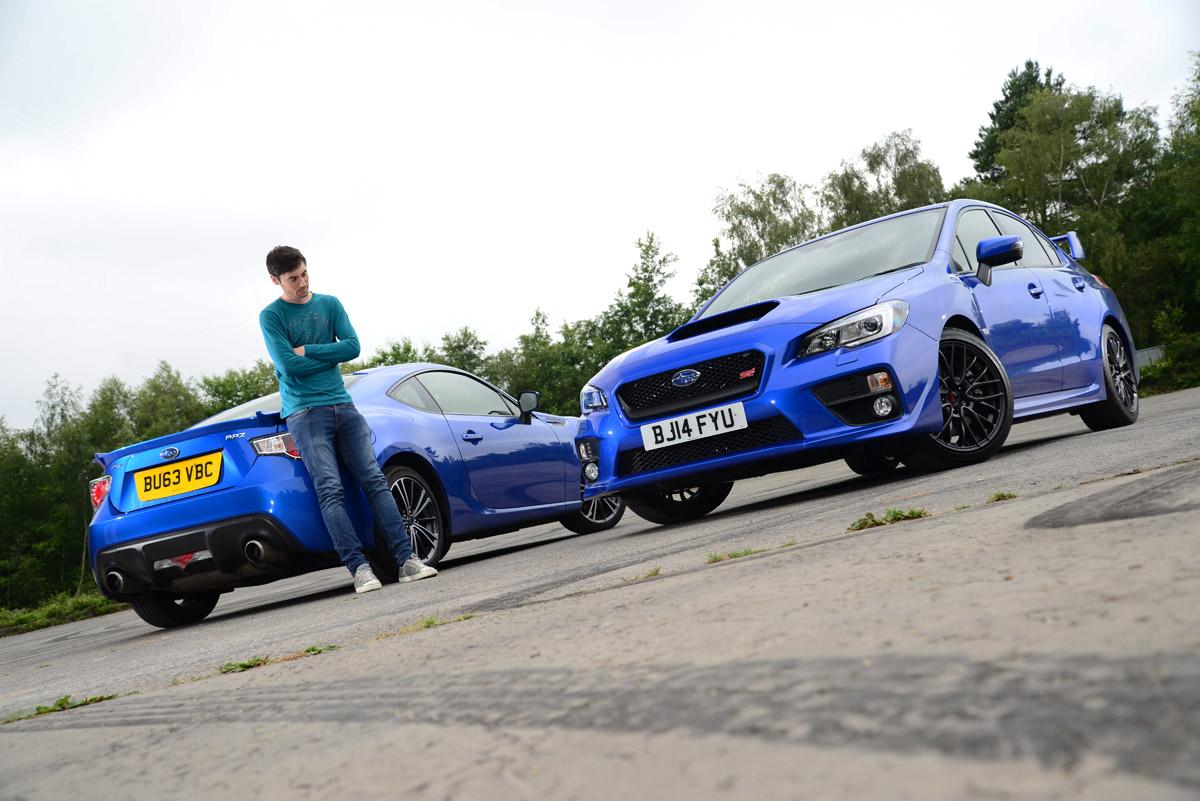 Get Subaru Brz Vs Wrx