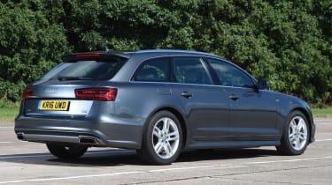 Audi A6 Avant - rear quarter