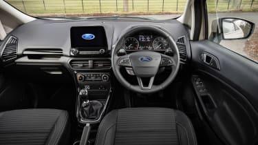 Ford EcoSport - dash