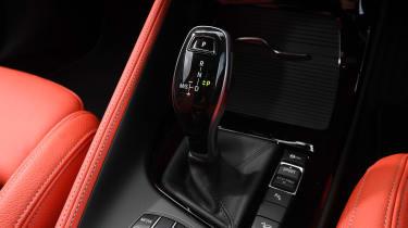 BMW X2 M35i - gear