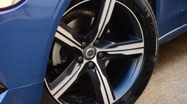 Volvo S90 long -term - second report wheel