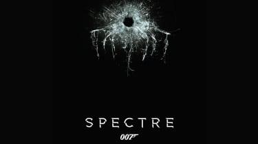 James Bond Spectre film poster