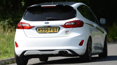 Ford Fiesta ST M225 - rear