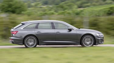 Audi A6 Avant - profile