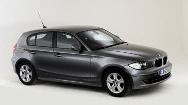 BMW 1 Series front view