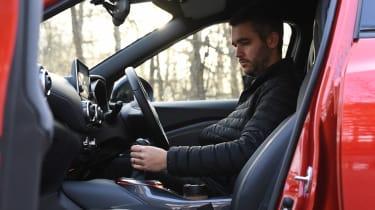 Nissan Juke Tekna: long-term test review - first report front seats