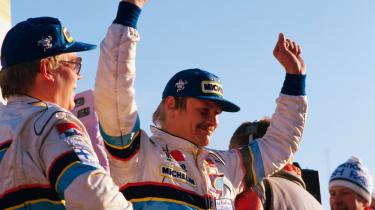 Peugeot Sport - Juha Kankkunen