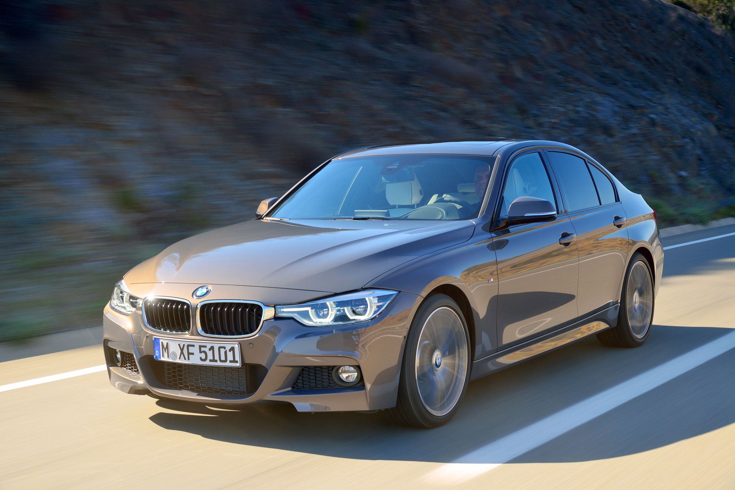 Bmw 3 Series 2015 Engine Tech And Styling Tweaks Auto Express