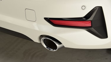 BMW 3 Series - studio exhaust