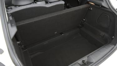 MINI One 5-door - boot