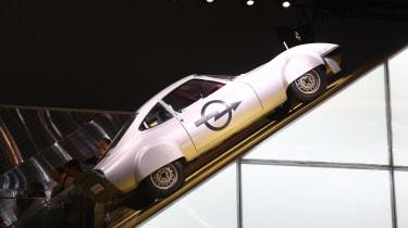 Opel Elektro GT 1971 - Frankfurt