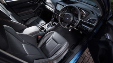 Subaru XV - cabin