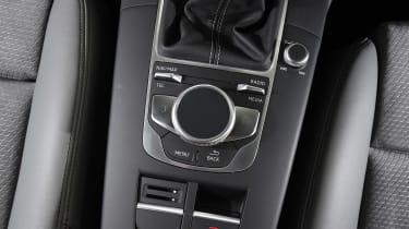 Audi A3 vs Volvo V40 vs Volkswagen Golf - A3 MMI