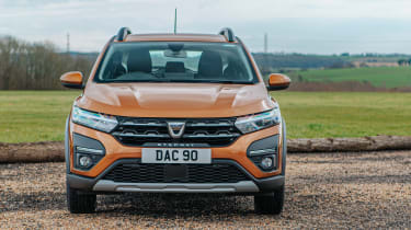 Dacia Sandero Stepway - full front
