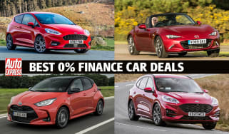 Best 0% finance car deals 2020 - header