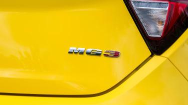 MG3 - badge