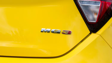 MG3 - badge