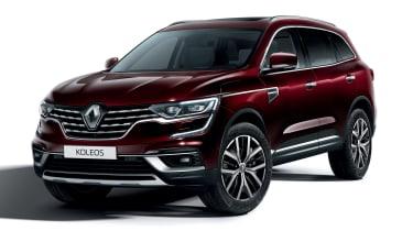 Renault Koleos - front studio